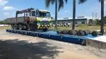 can dien tu, cân điện tử - Trạm cân xe tải điện tử 100 tấn Anh